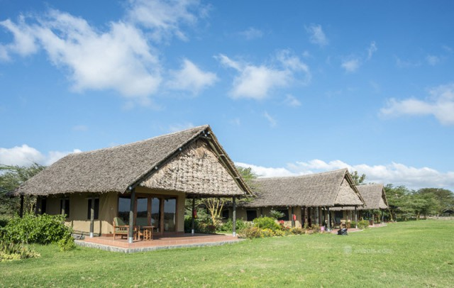 Sweetwaters Serena Camp Exterior Morani Wing