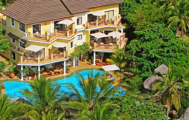 AfroChic Diani_l_aerial view